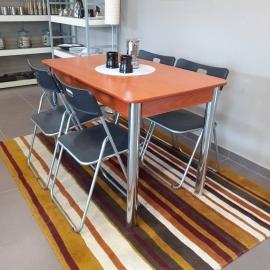 Τραπεζαρία κουζίνας με 4 καθίσματα