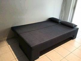 Καναπές-διπλό κρεβάτι