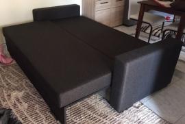 Καναπές-κρεβάτι ΕΙΡΗΝΗ, διατίθεται σε διάφορες διαστάσεις, υφάσματα και χρώματα